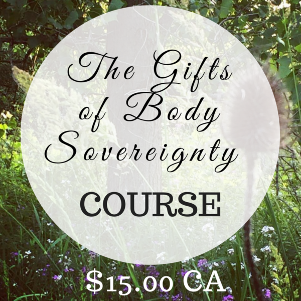 The Gifts of Body Sovereignty Course