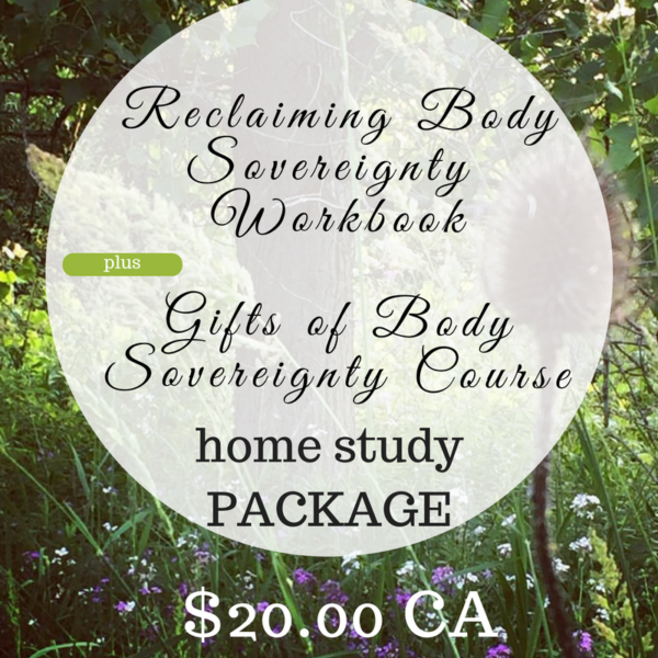 Body Sovereignty Home Study Package